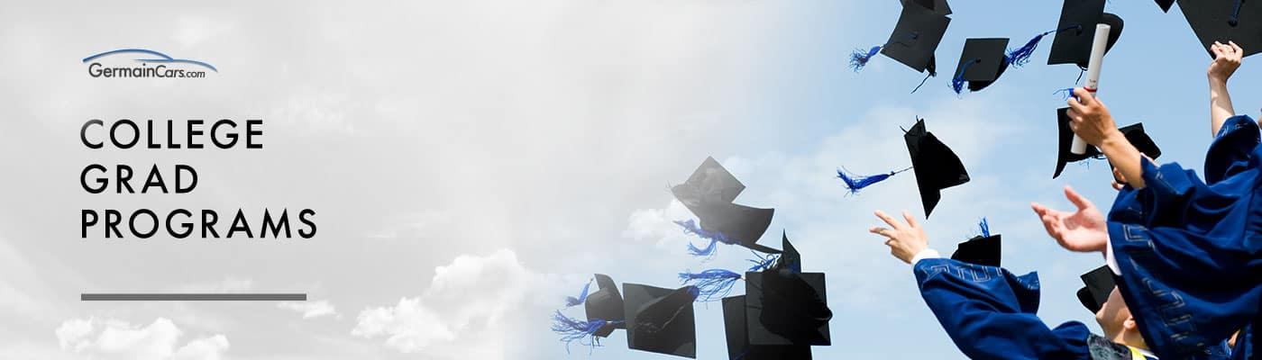 College Grad Discounts at GermainCars.com