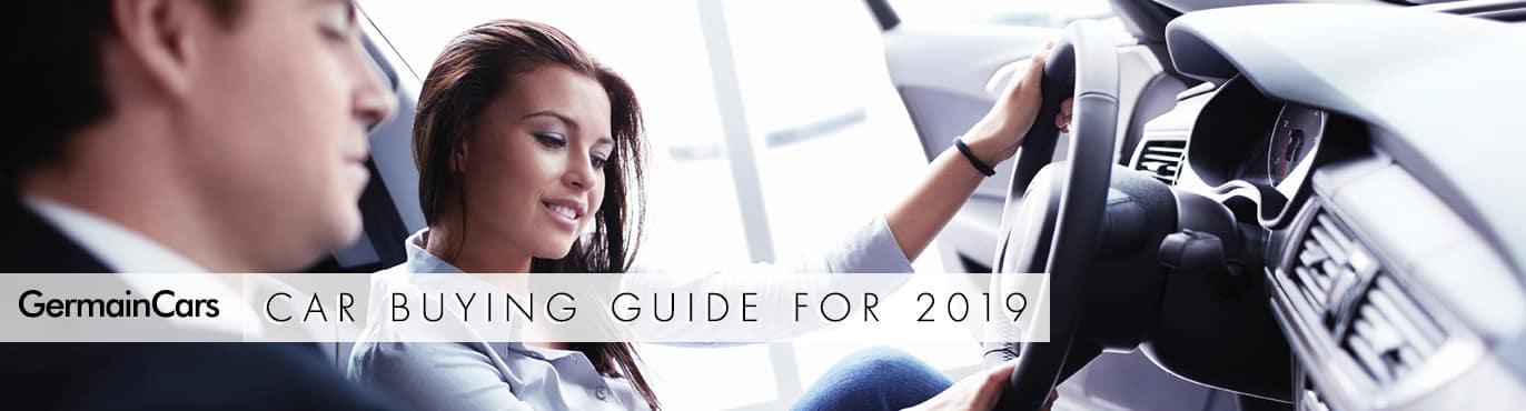 GermainCars New & Used Car Buying Guide For 2018