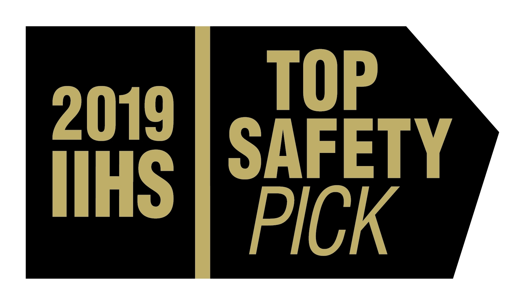 2019 IIHS Top Safety Pick