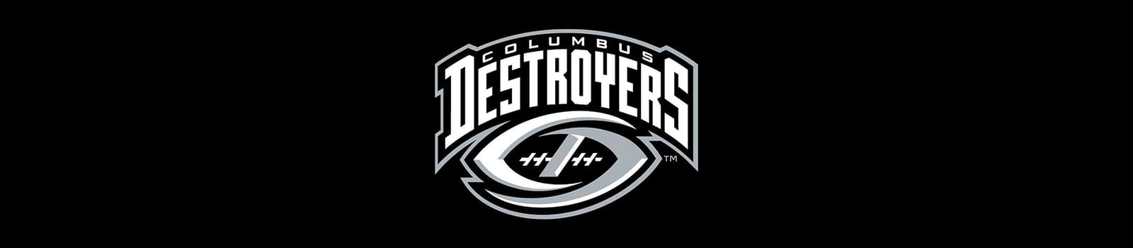 Columbus Destroyers Logo
