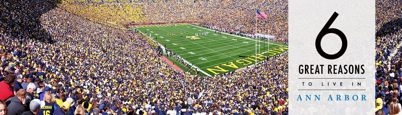 reasons to live in ann arbor michigan