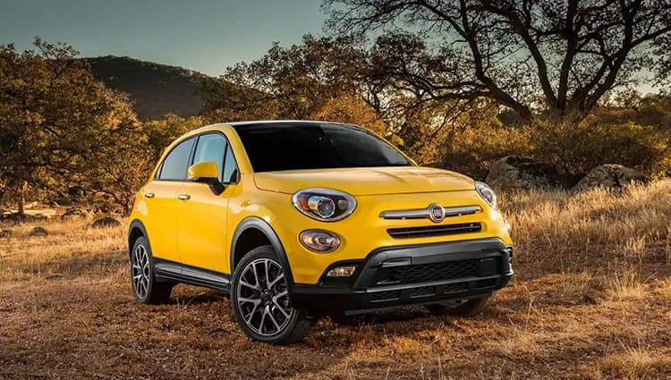 FIAT 500X Exterior Styling
