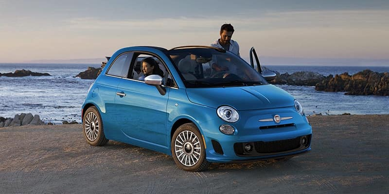 FIAT 500 Exterior Styling