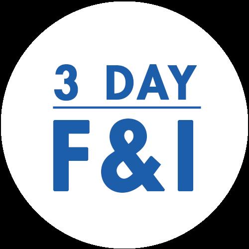 F&I Training