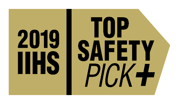 IIHS Top Safety Pick + Award – 2019 Mercedes GLC