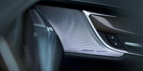 Cadillac XT6 Bose Audio
