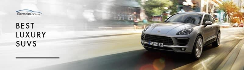 Best Luxury SUVs at Germain Cars