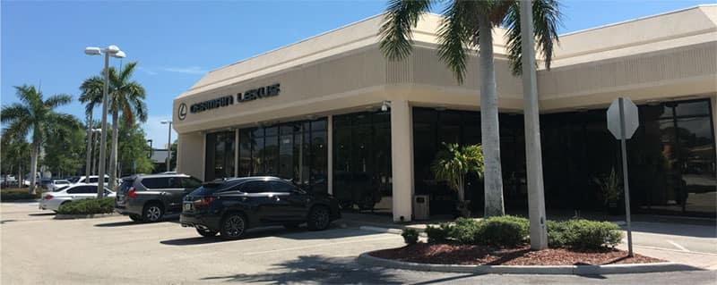 Germain Automotive Group Adds Lexus of Naples
