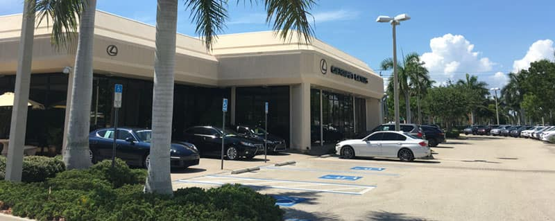 Germain Lexus of Naples