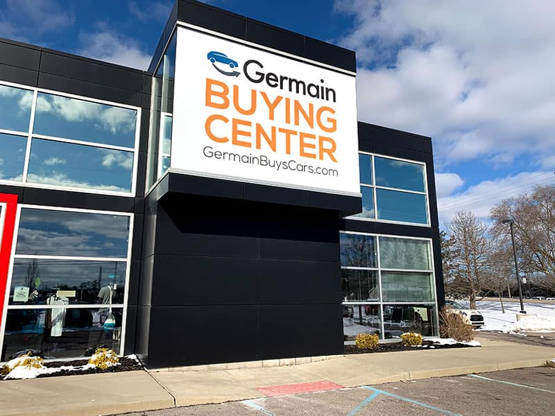Germain Car Buying Center