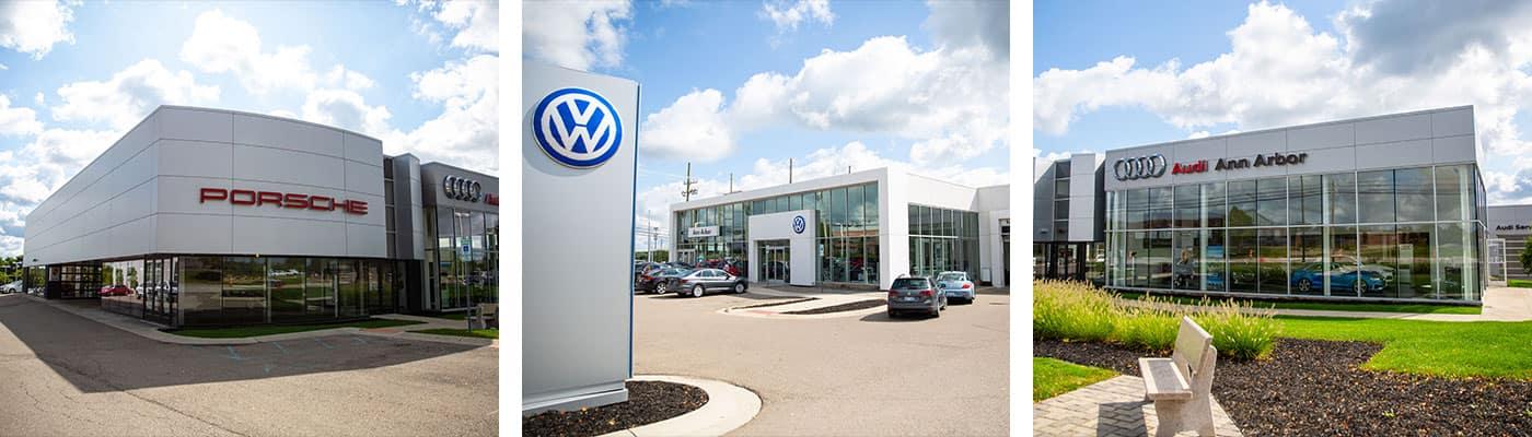 Germain Ann Arbor | Porsche, Volkswagen, and Audi Dealerships