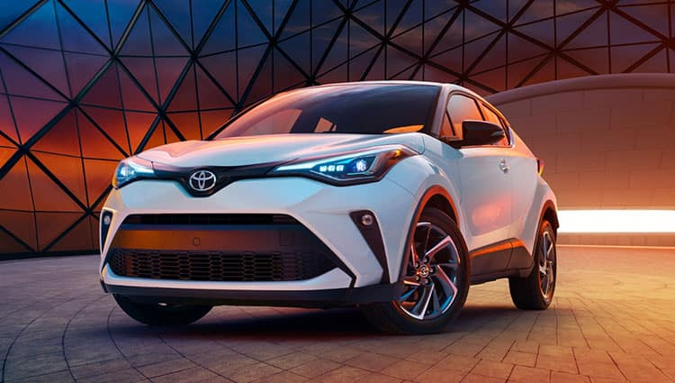 Toyota C-HR Styling