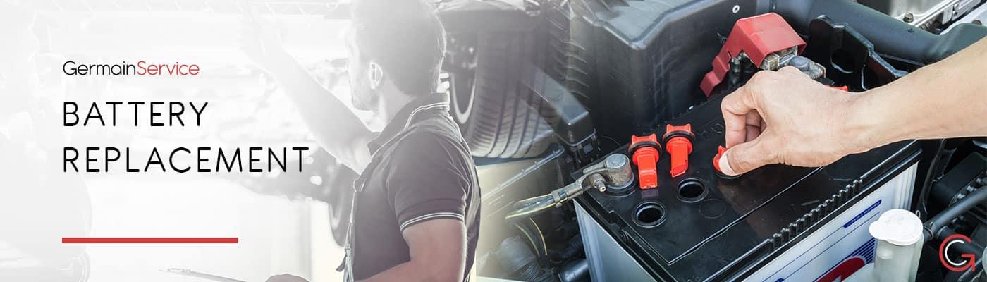 Germain Cars Vehicle Battery Service Ohio