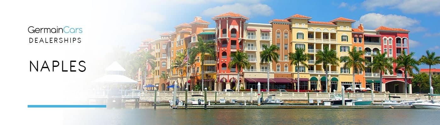 Germain Dealerships in Naples Florida