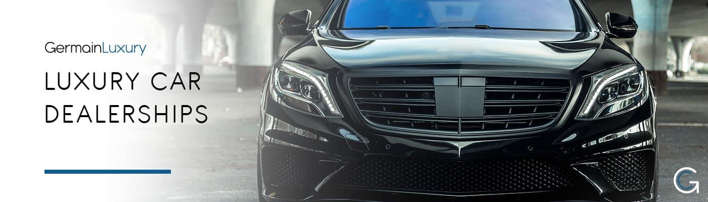 Germain Luxury Car Dealerships