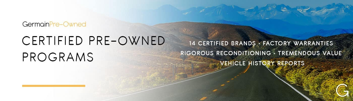 Certified Pre-Owned Programs