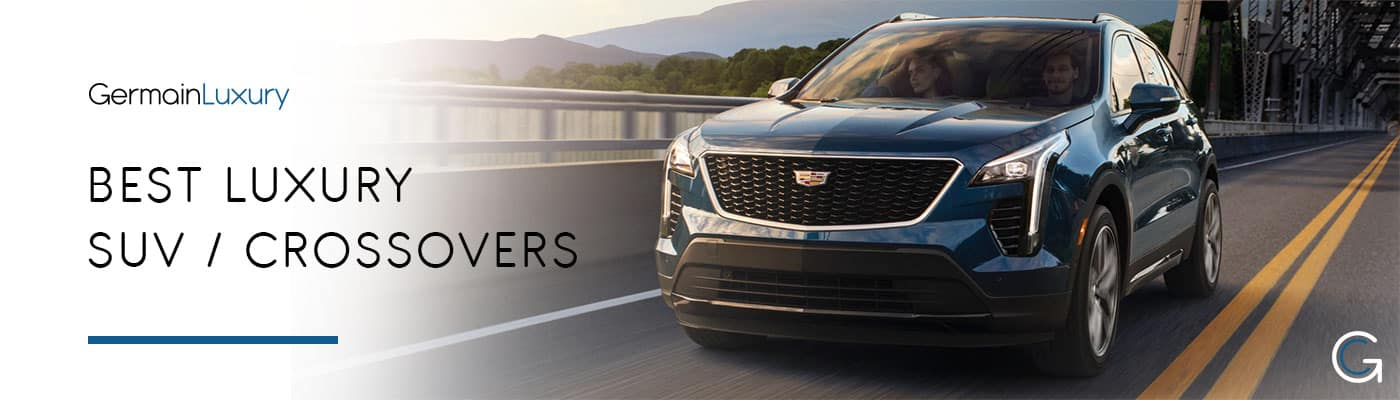 Best Luxury Compact Crossovers and SUVs (Luxury Brands) at Germain Cars