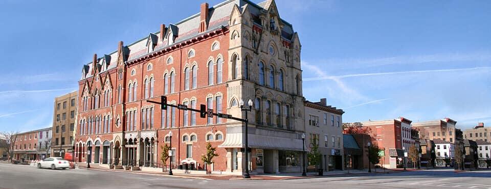Dealerships in Sidney Ohio