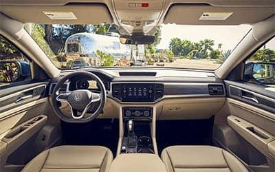 2021 Volkswagen Atlas Interior 01
