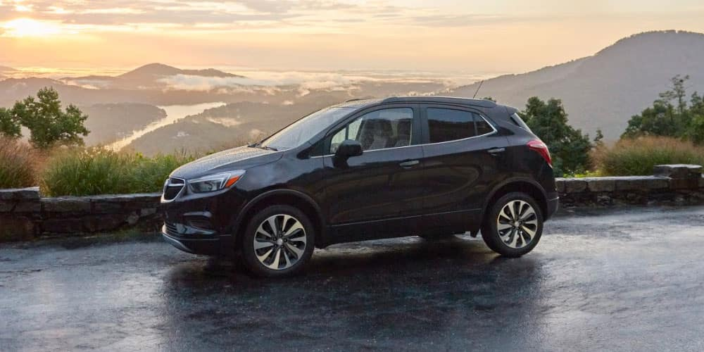 Buick Encore Styling