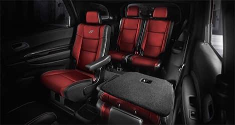 Dodge Durano Third Row Seating