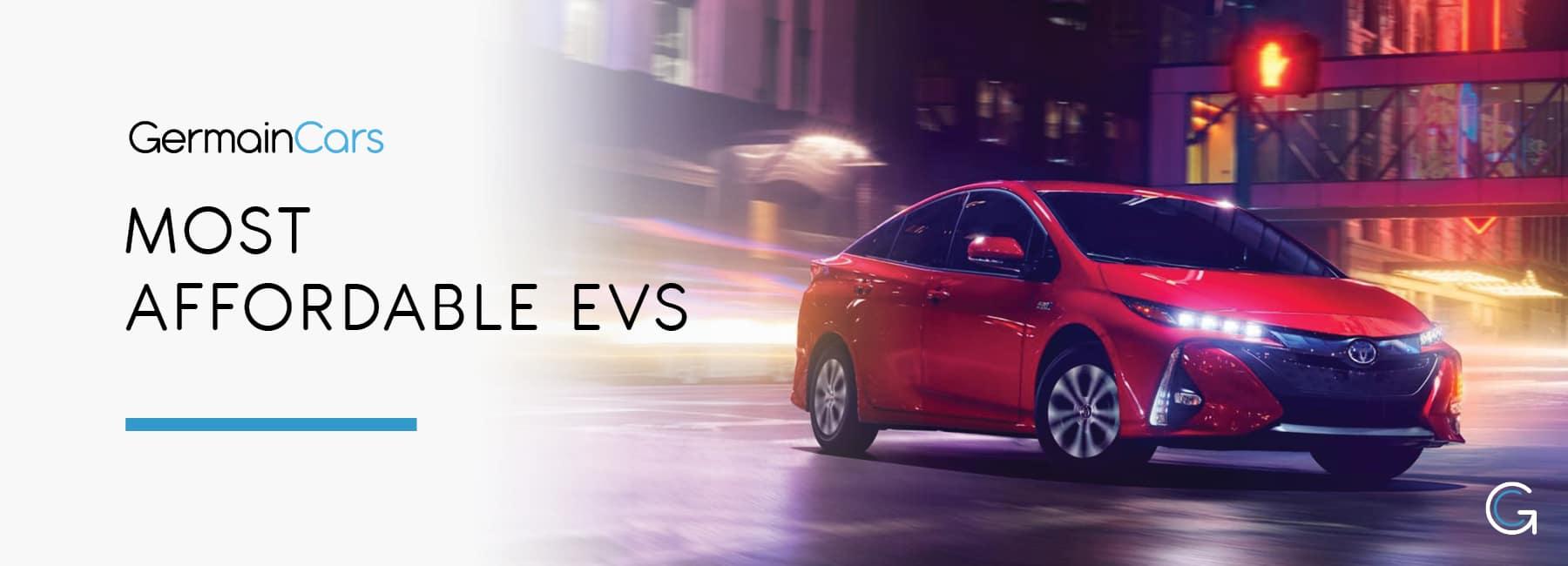 Most Affordable EVs