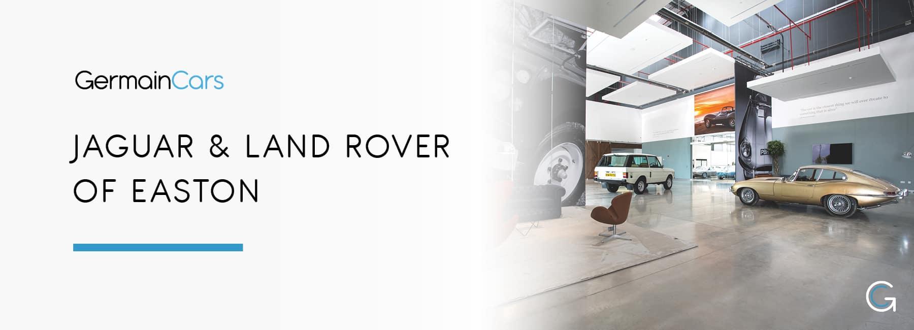 Germain Jaguar and Land Rover Dealerships in Columbus, OH