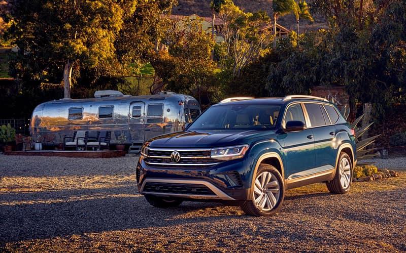 Volkswagen Atlas Styling