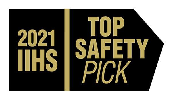 IIHS Top Safety Pick + Award – 2021 Mercedes-Benz GLC