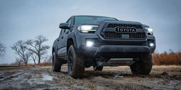 2016-2021 Toyota Tacoma