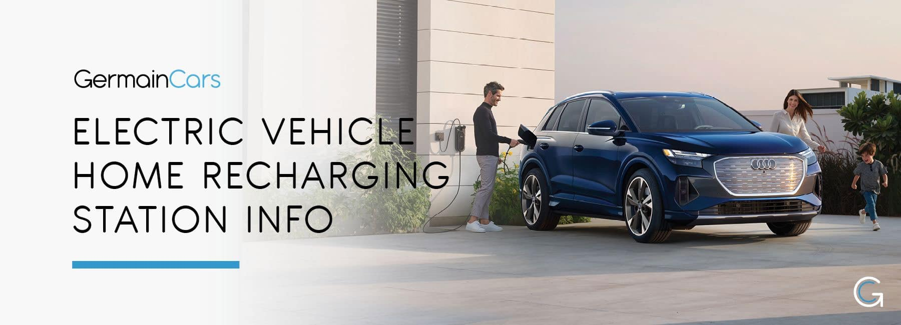 Electric Vehicle Home Charging Station Info