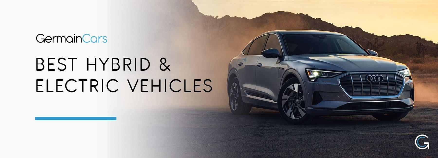 Best Hybrid & Electric Vehicles
