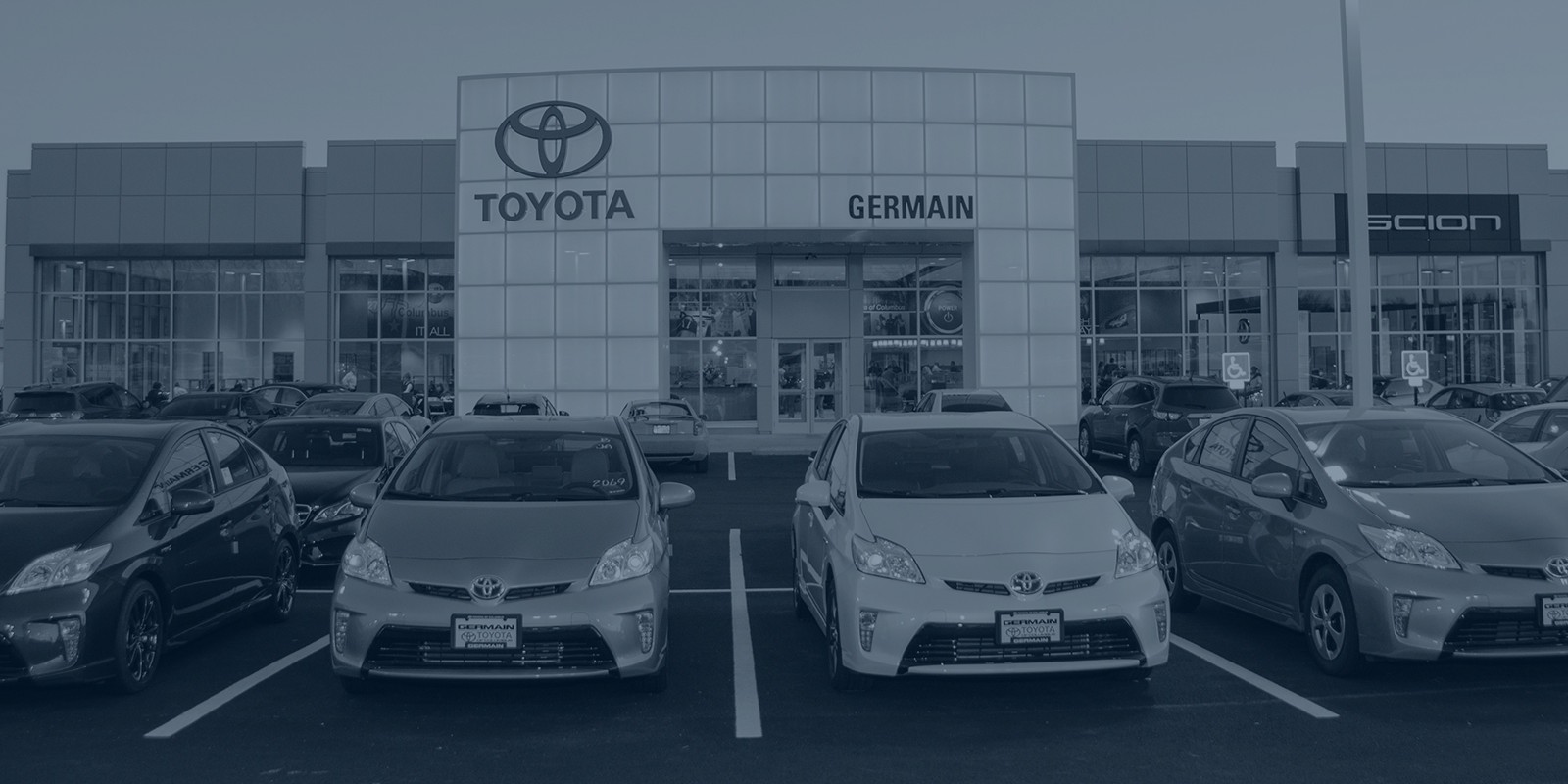 New And Used Car Dealers Germain Automotive Group