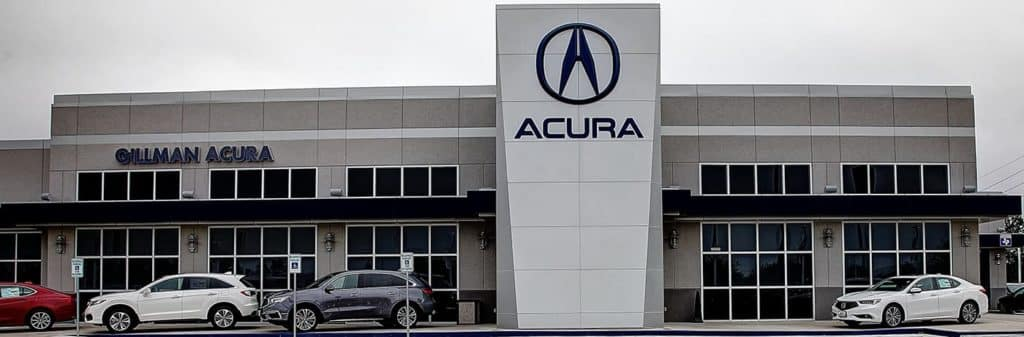 Acura dealership near The Woodlands TX
