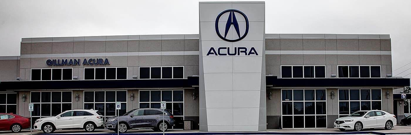 Car Dealerships In Conroe Tx >> Acura Dealership Near Conroe Tx Gillman Acura
