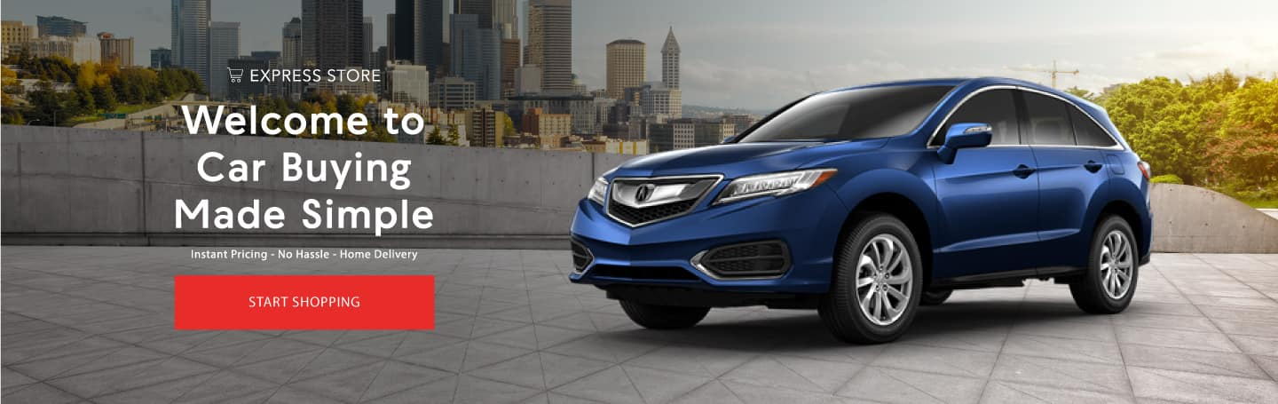Gillman Acura | New & Used Car Dealership Near Me - Houston TX