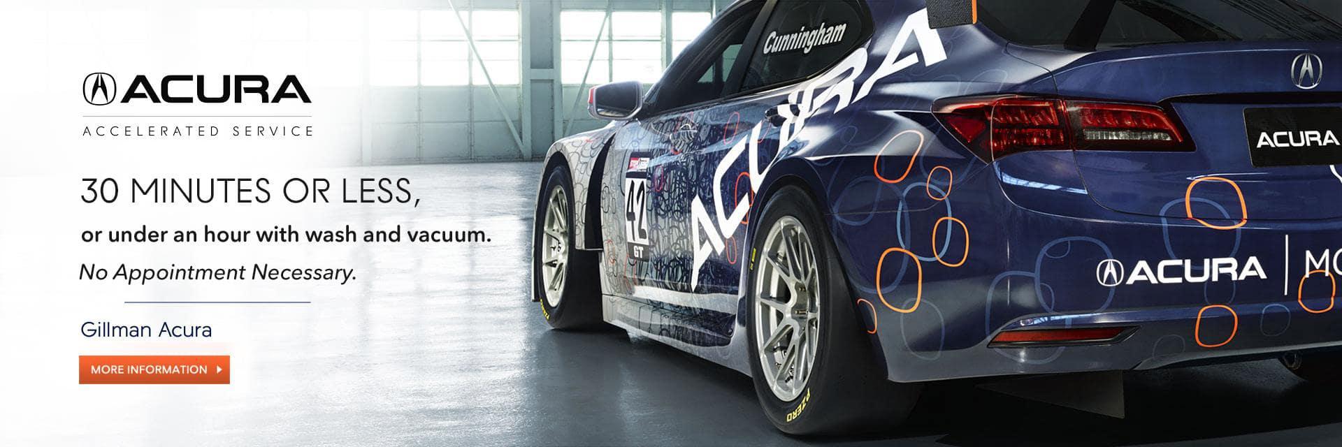 Gillman-Acura-Accelerated-Service