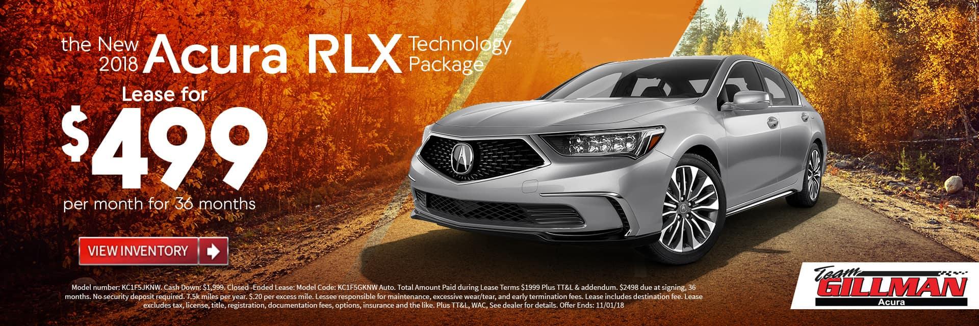 Gillman Acura New Acura Used Car Dealership In Houston TX - Acura parts dealer