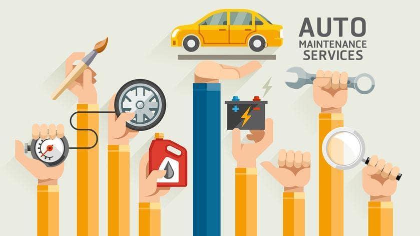 auto service faq