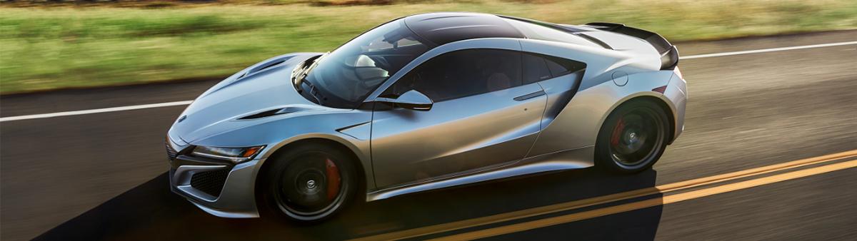2019 Acura NSX | Gillman Acura