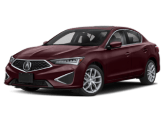 2019 Acura ILX Sedan angled
