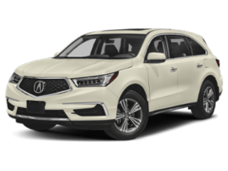 2019 Acura MDX FWD angled