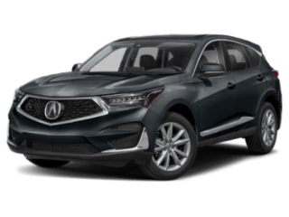 2019 Acura RDX angled