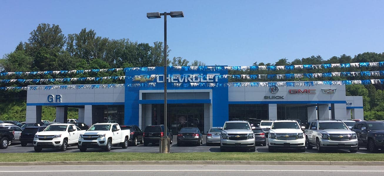 GR Chevrolet Dealer in Stanleytown VA
