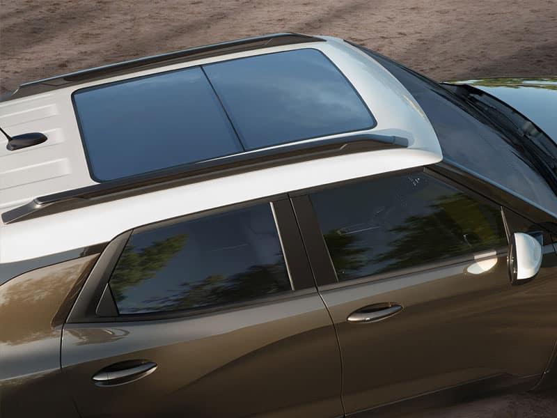 2021 Chevrolet Trailblazer trim levels