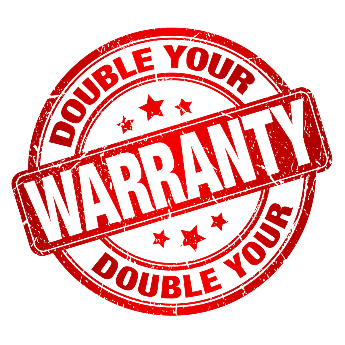 Double Your Warranty Logo