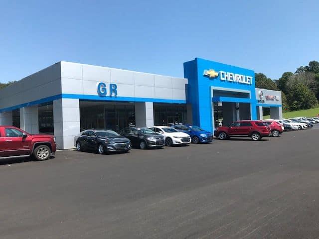 GR Chevrolet store front