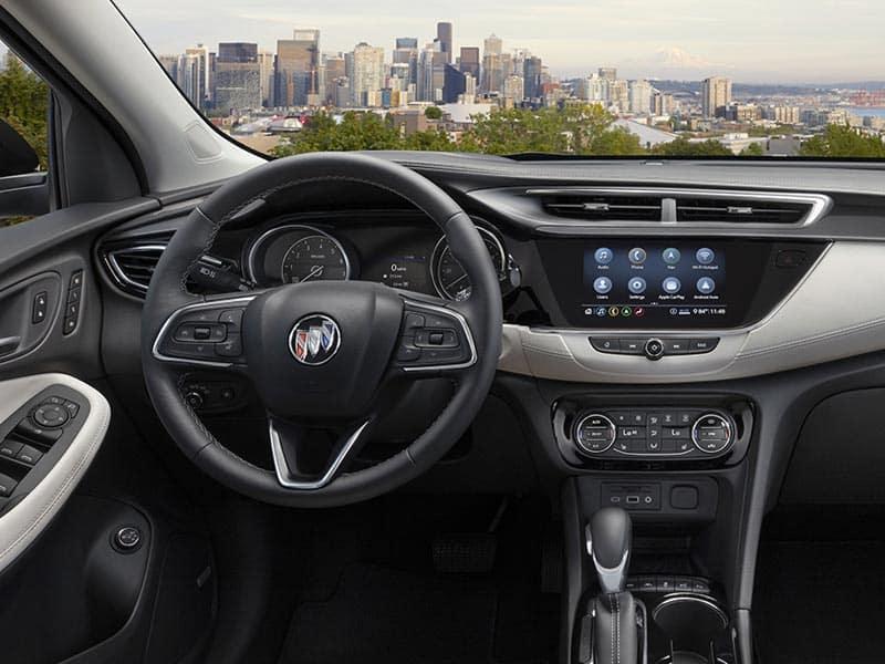 2021 Buick Encore Features & Equipment
