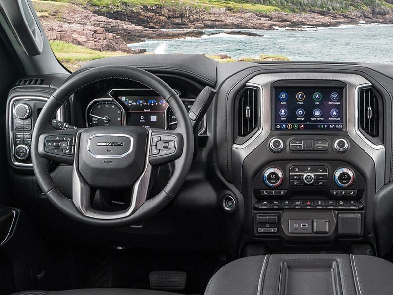 2021 GMC Sierra 1500 Features and Equipment
