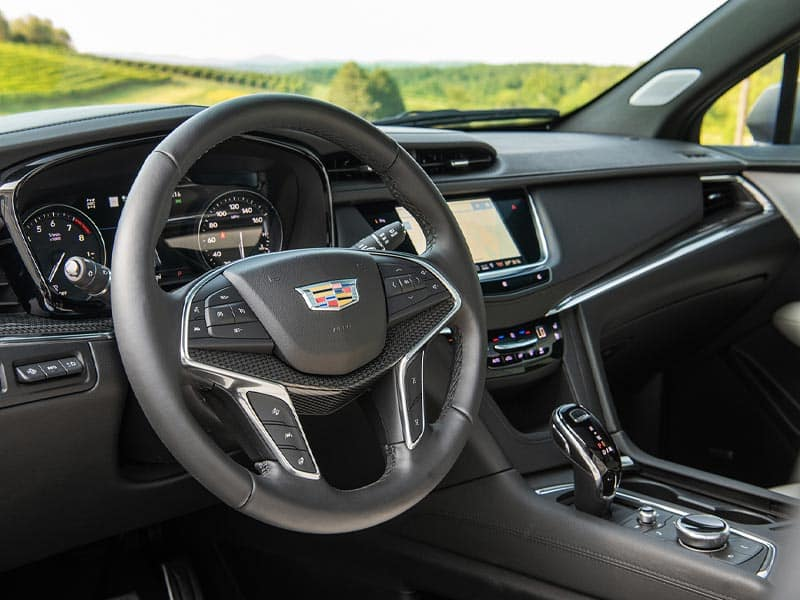 2021 Cadillac XT5 Features and Equipment